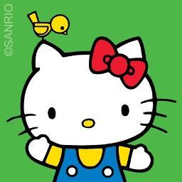 は こんにちは 人気者 ハロー みんなの キティ キティ ハローキティ